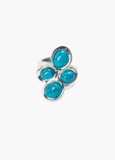 Azure Stone Ring