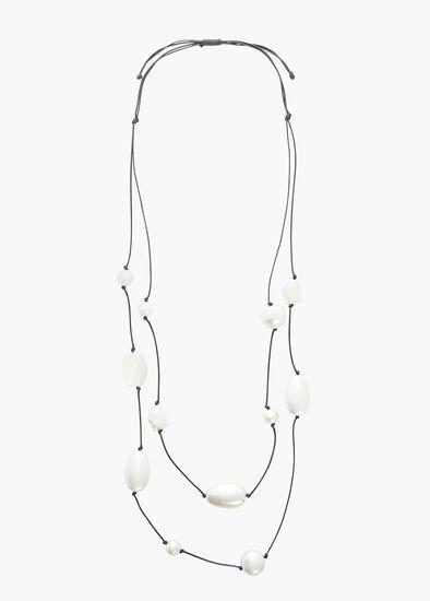 Metal Shape Necklace