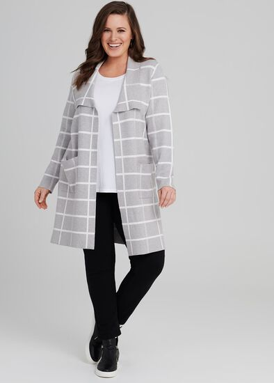 Lexington Long Cardigan