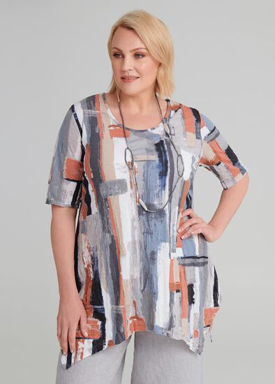 Samira Abstract Modal Top