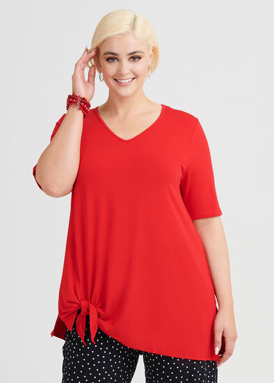 Bamboo Side Tie Top