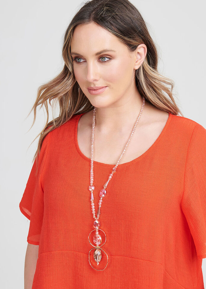 Simply Sweet Necklace, , hi-res
