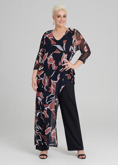 Medina Print Jumpsuit
