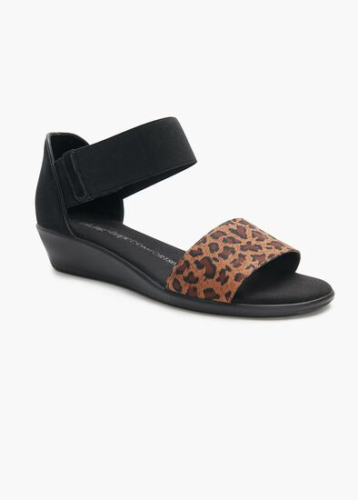 Sahara Animal Sandal
