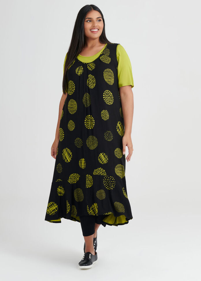 Bamboo Kavos Dress, , hi-res