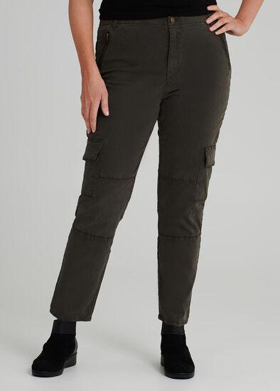 Luxe Cargo Pant