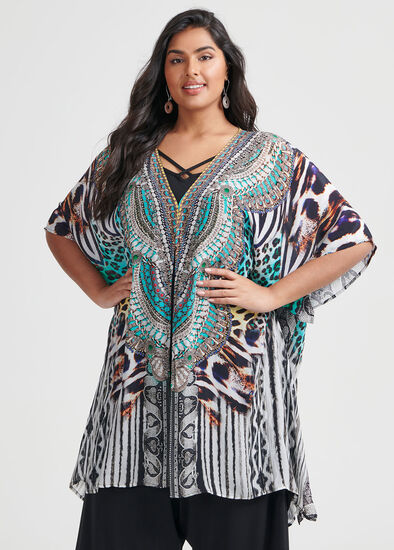 Maldives Kimono
