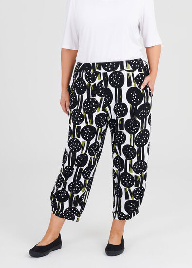 Intrepid Bamboo Crop Pant