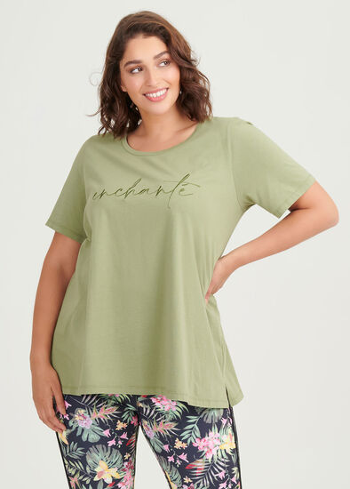 Organic Enchante Top