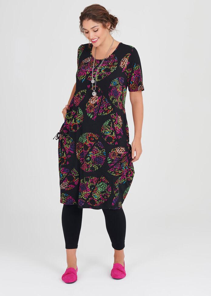 Marcelle Dress, , hi-res