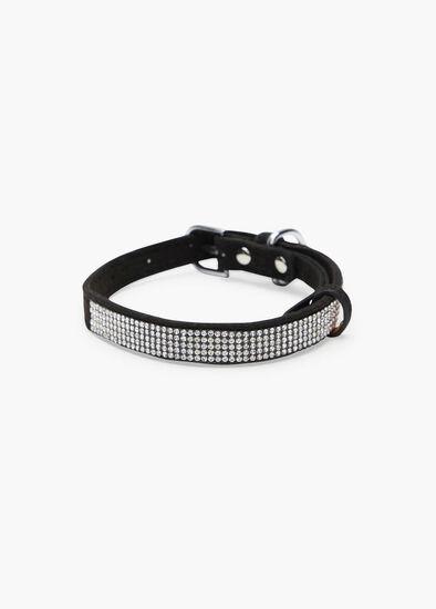 Rhinestone Bling Pet Collar