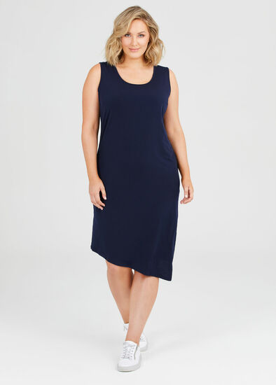 Luna Basic Instinct Slip Dress