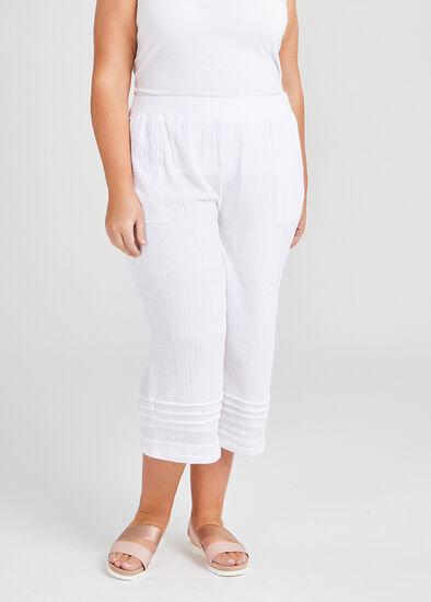 Cotton Coastal Crop Pant