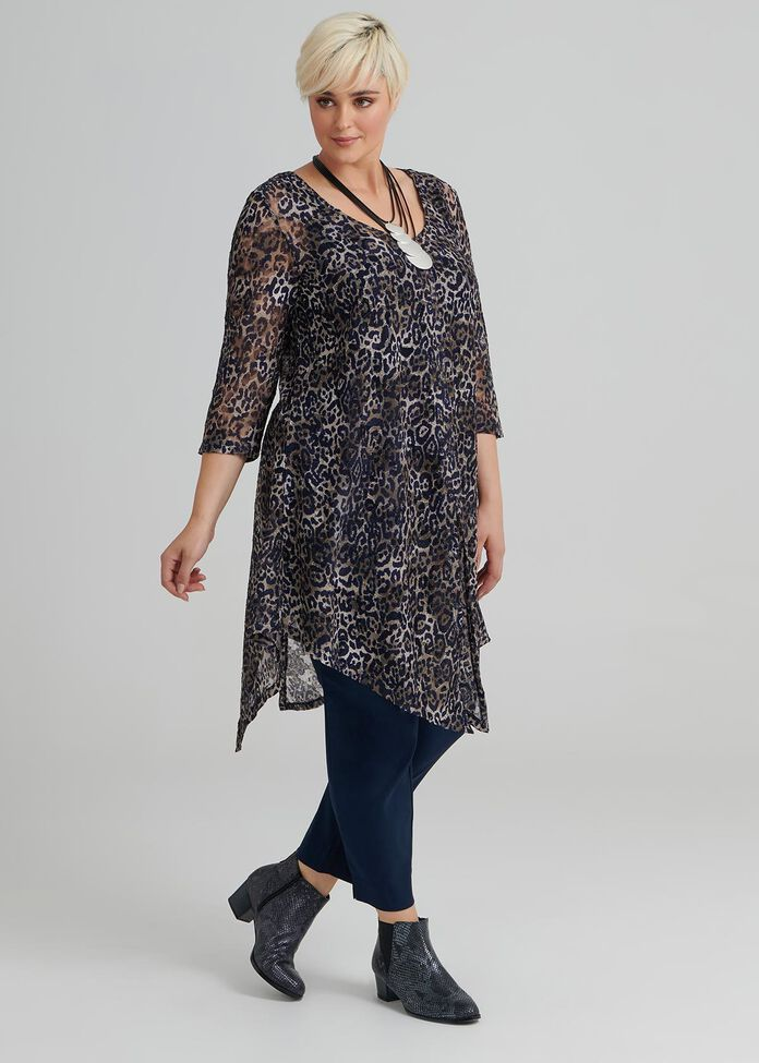 Obsession Lace Tunic, , hi-res