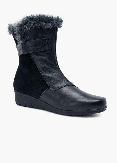 Sage Spanish Blk Boot