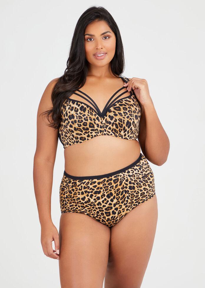 Soft Contour Bra With Straps Sizes 14-18, , hi-res