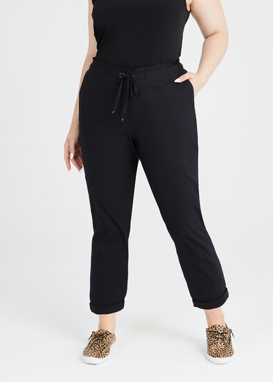 Editorial Relaxed Jogger