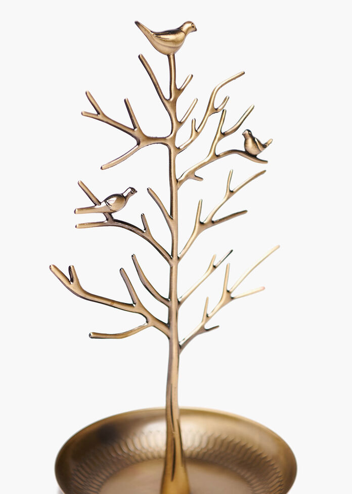 Gold Jewellery Tree, , hi-res