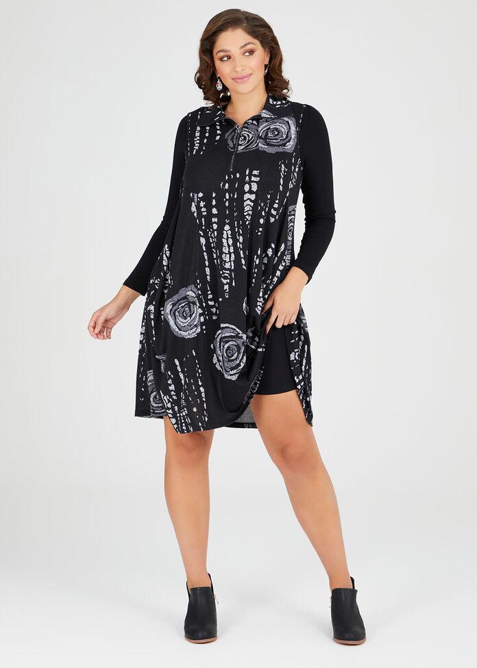 Chakra Snug Dress, , hi-res