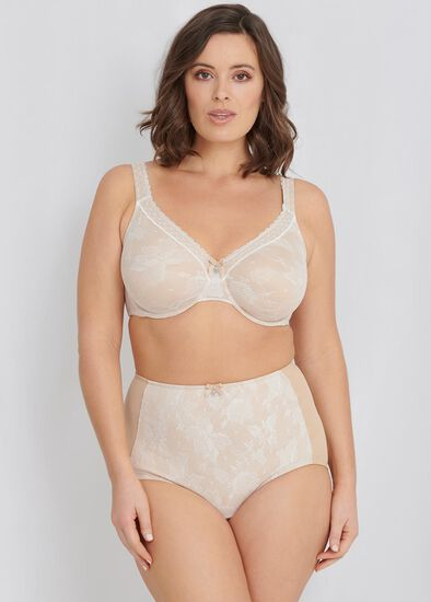 Smooth Lace Bra Sizes 14-18