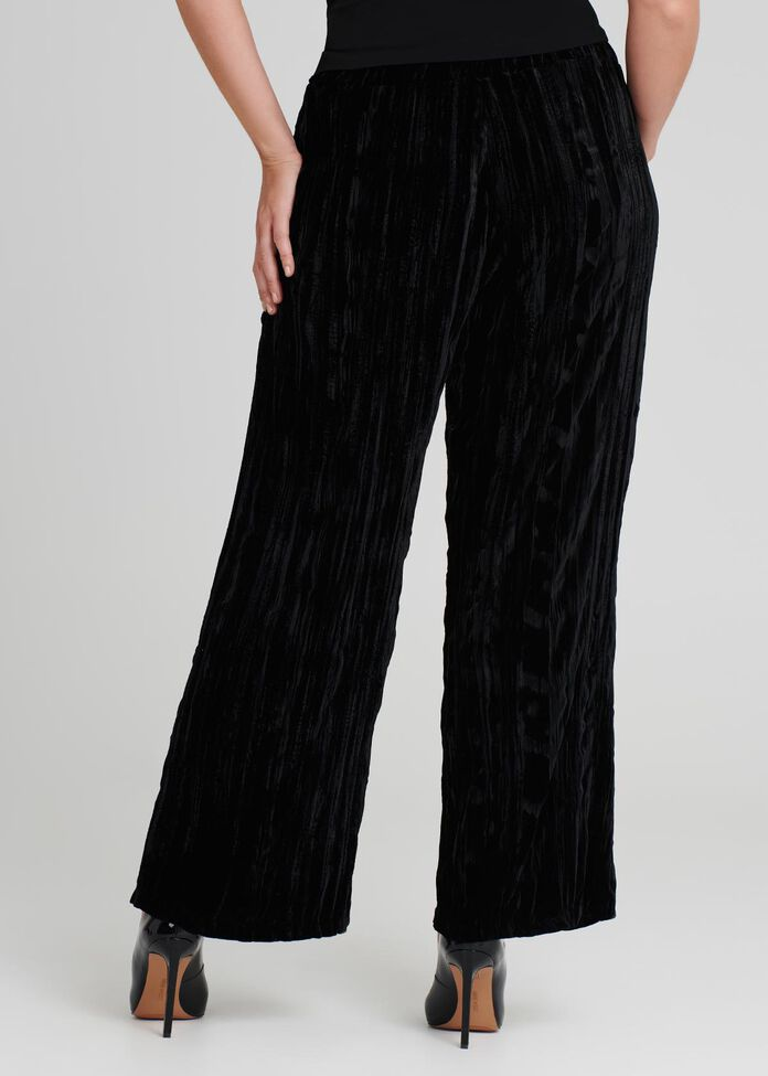 Velvet Smoking Pant, , hi-res
