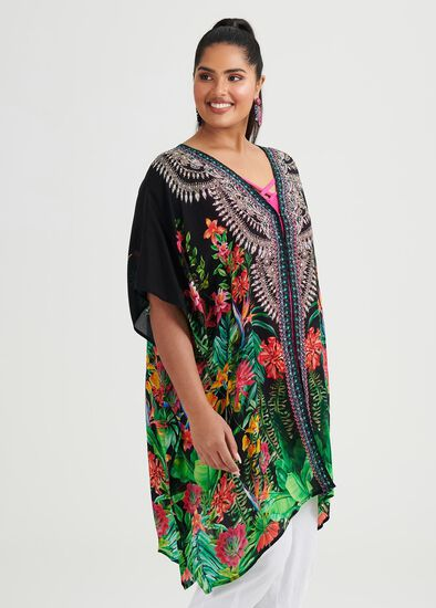 Eden Viscose Kimono
