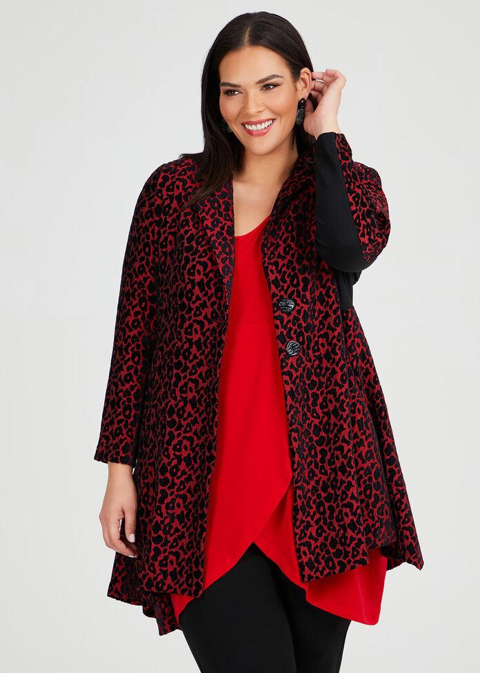 Red Alert Jacket, , hi-res