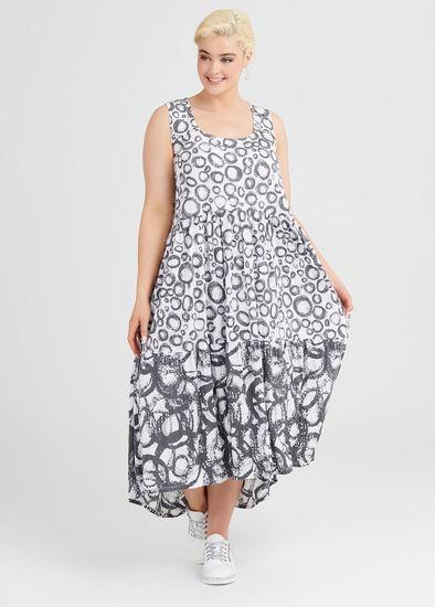 Radius Spot Modal Dress