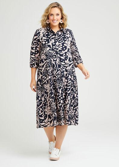 Cotton Samara Dress