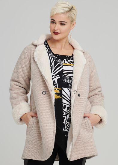 Fantasy Fur Jacket