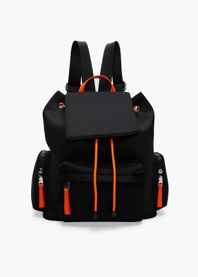 Recycled Neoprene Backpack