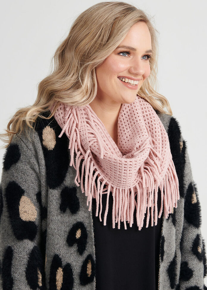 On The Fringe Snood, , hi-res