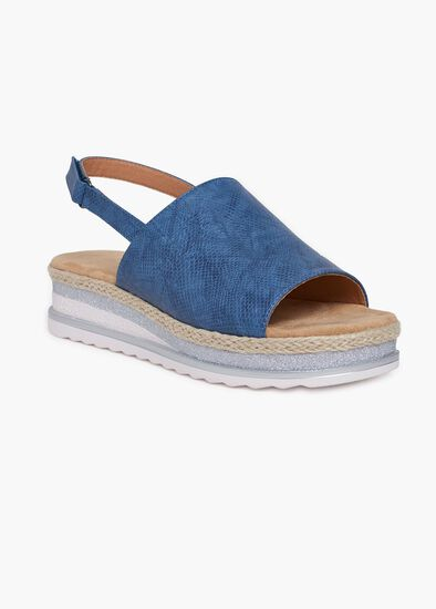 Taylor Textured Wedge