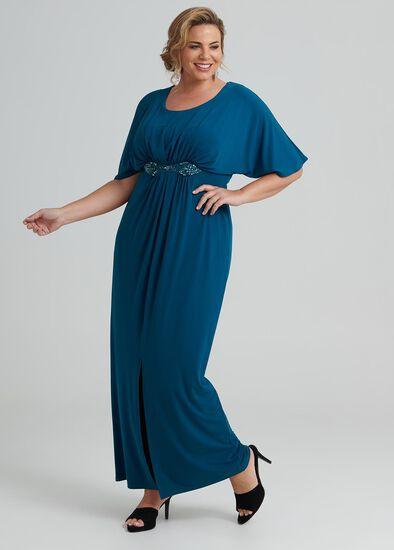 Goddess Knit Maxi Dress