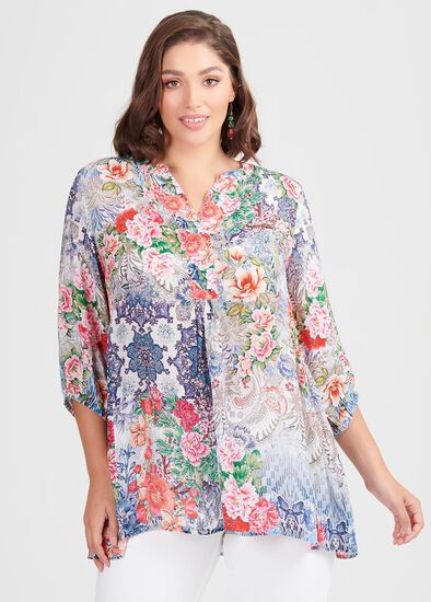 Natural Bloom Tunic