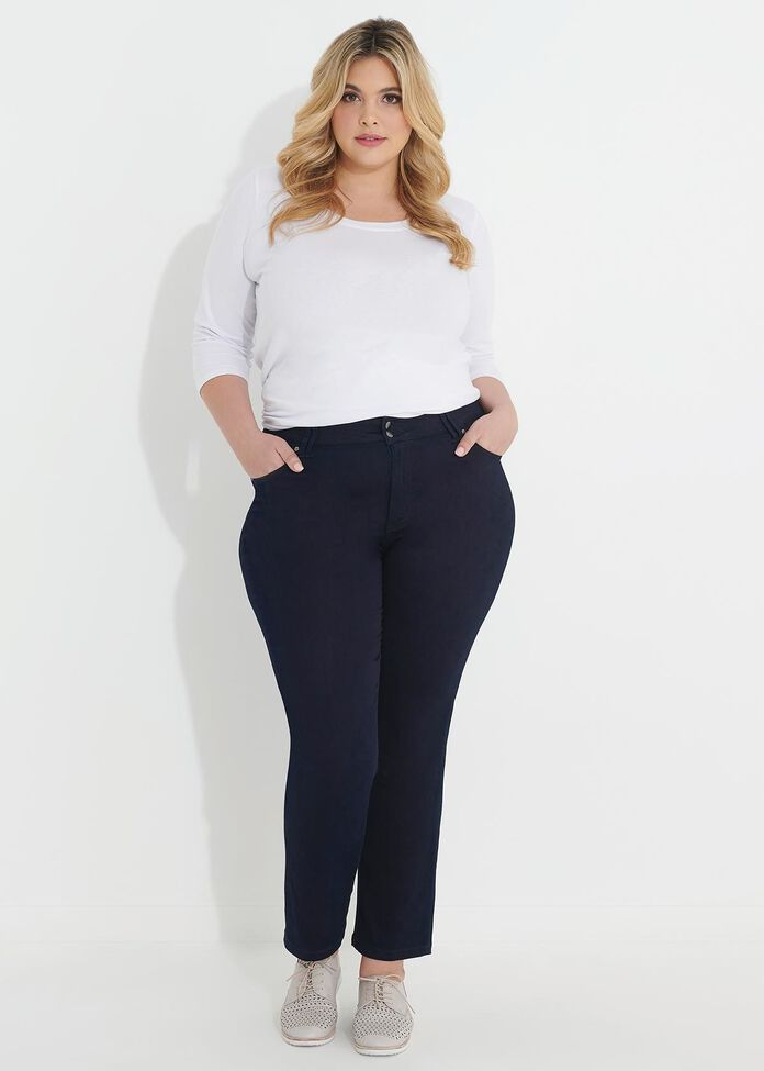 The Luxe Looker Jean, , hi-res