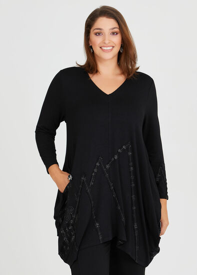 High Tide Natural Tunic