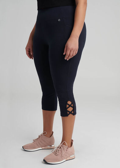 Pocket Crop Legging