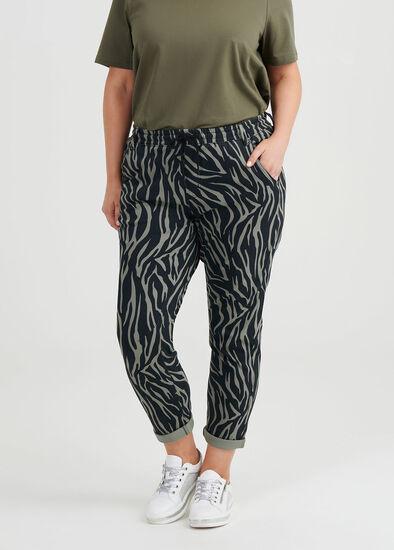 Zebra Jogger