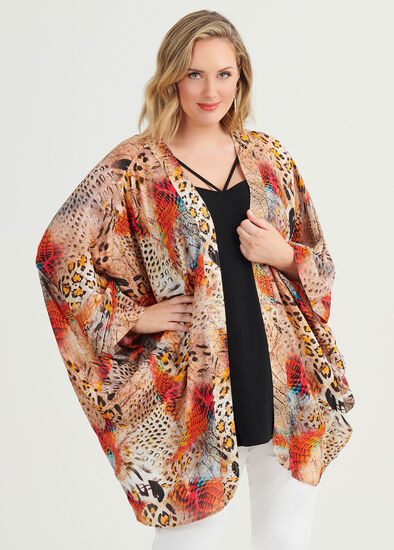 Queen Of The Jungle Shrug