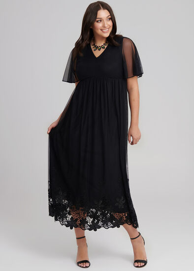 Edge Of Love Dress