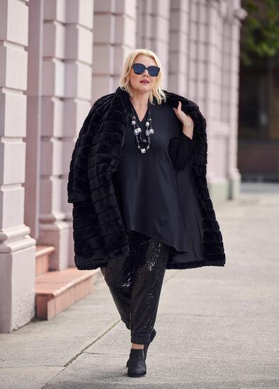Faux Fur Fab Outfit