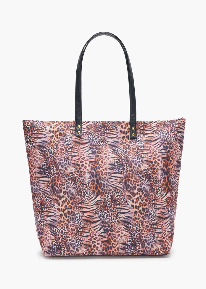 The Wild Side Tote, , hi-res