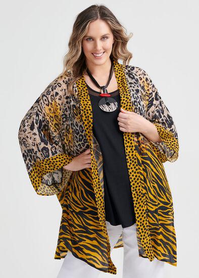 Jumanji Kimono