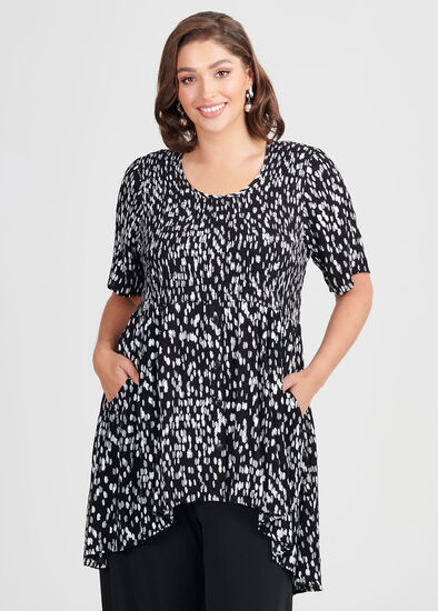 Cairo Viscose Tunic