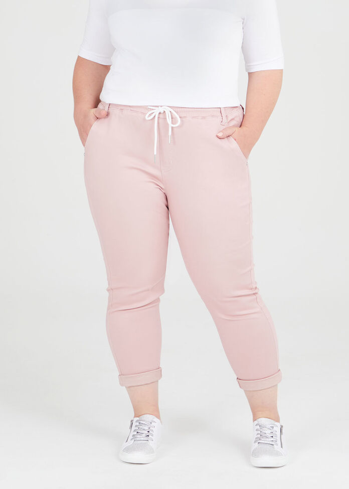 Petite Relaxed Jogger, , hi-res