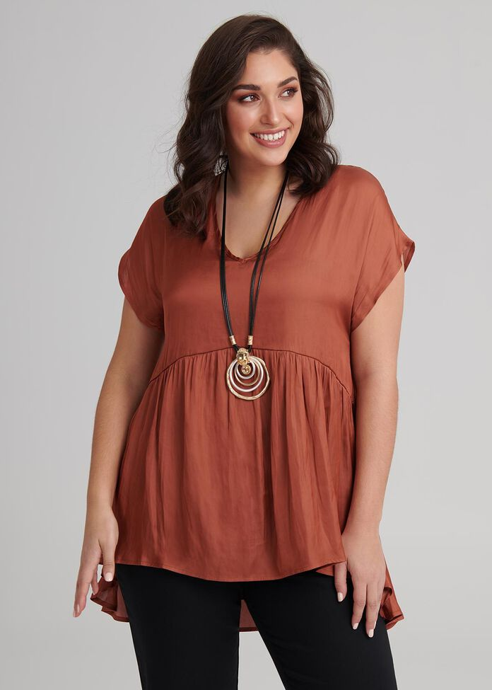 Luxe Weave Mali Top, , hi-res