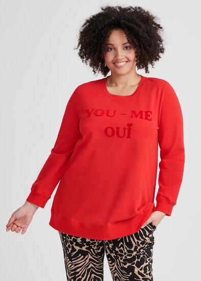 You Me Oui Organic Top