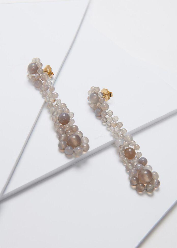 White Light Earrings, , hi-res
