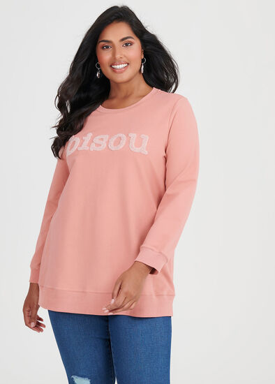 Organic Bisou Sweat